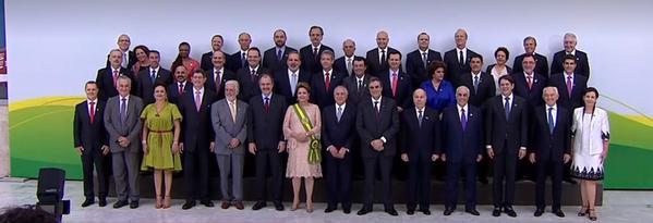 PRESIDENTA DILMA REALIZA NESTA TERÇA-FEIRA PRIMEIRA REUNIÃO MINISTERIAL DO SEU SEGUNDO MANDATO