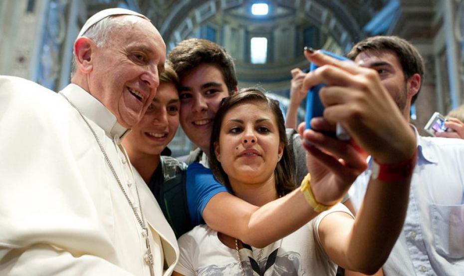selfie-papa-francisco