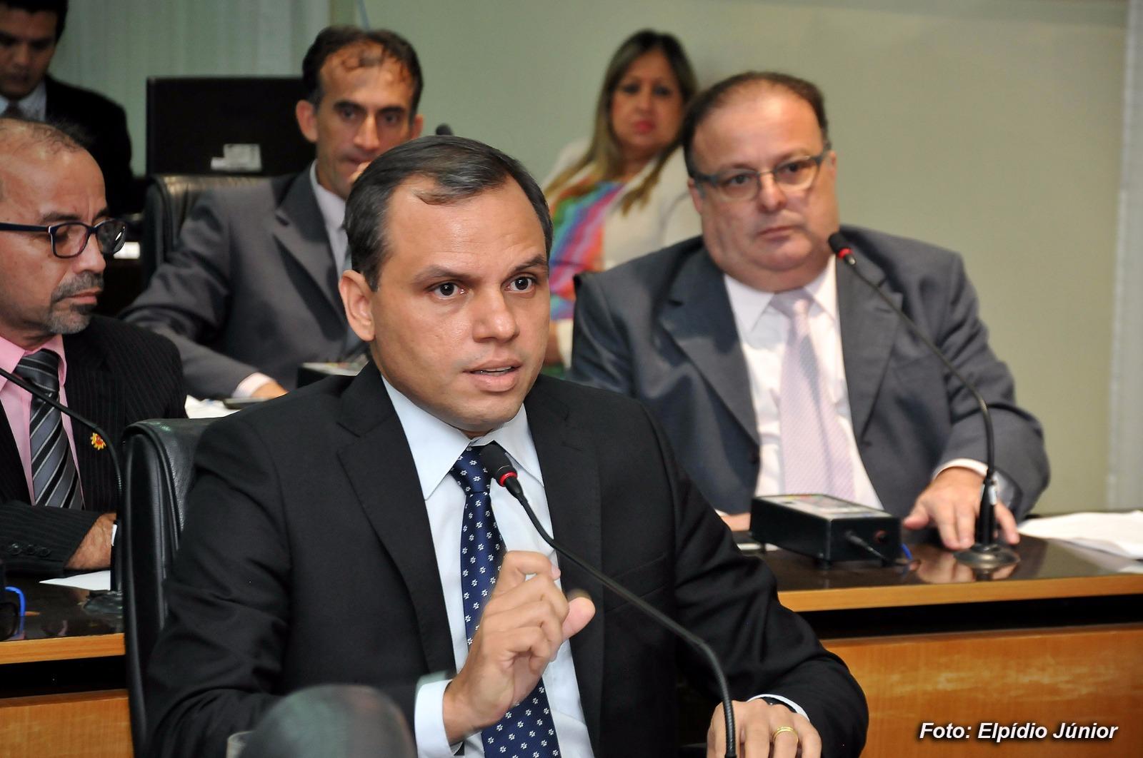 Vereador Aldo Clemente (PMB) e Paulinho Freire (SD) discutem o PL