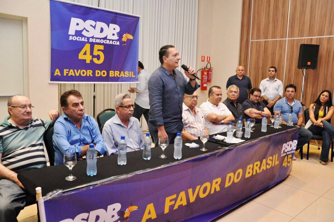 Convenção estadual do PSDB3 27052017