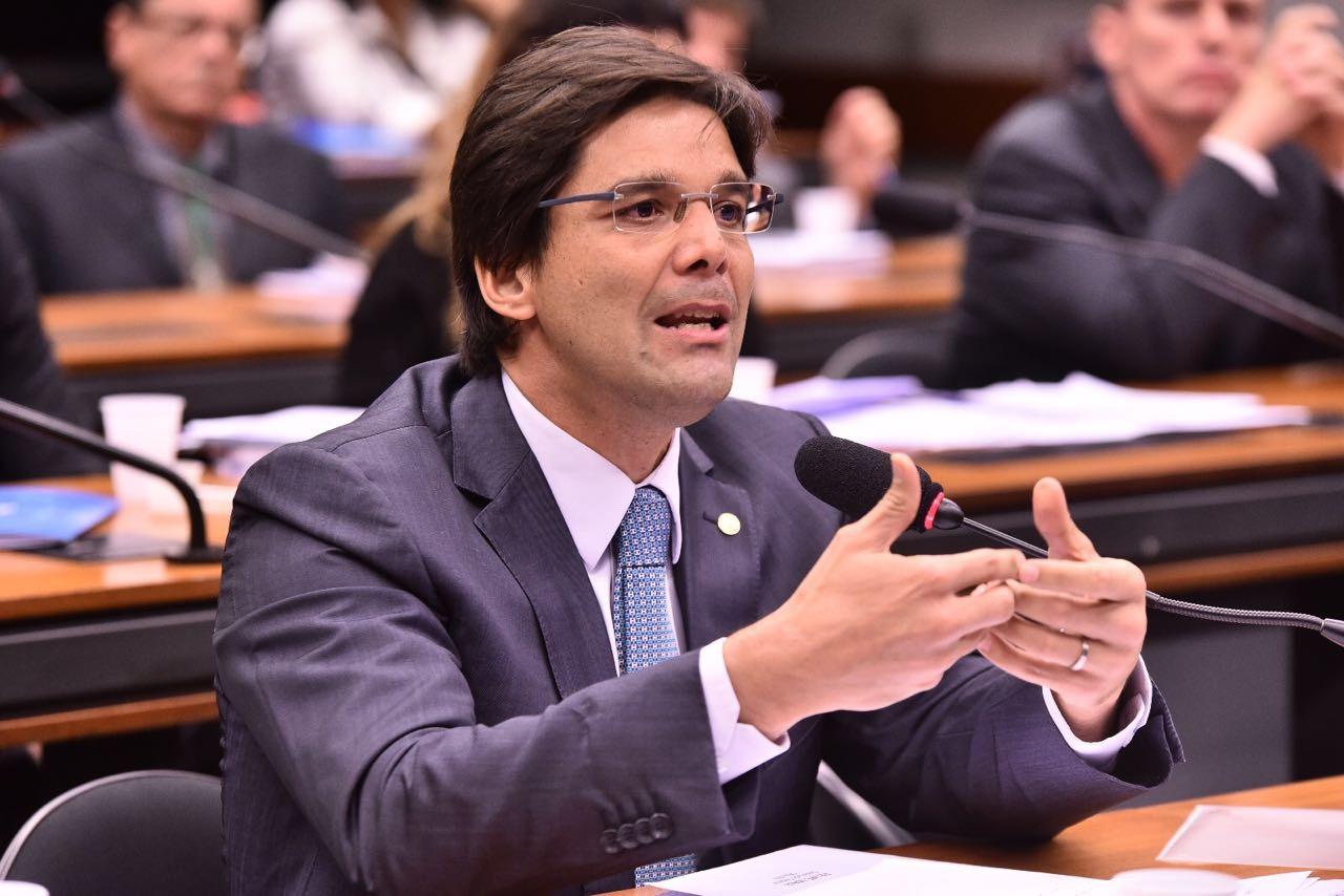 Felipe Maia na CCJC