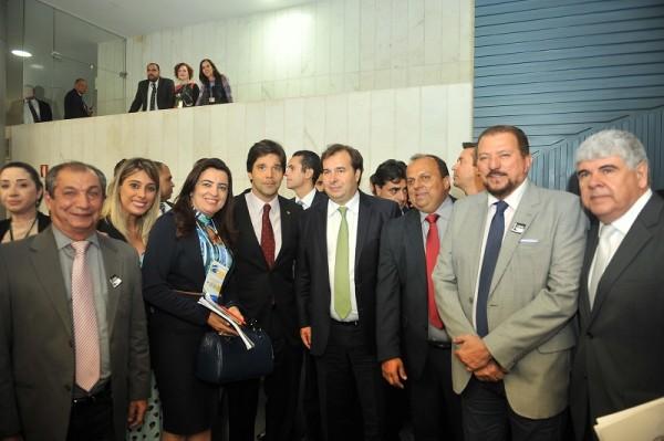 Encontro prefeitos com Rodrigo Maia - 02