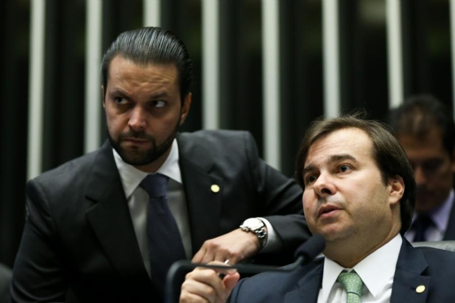 Presidente-da-Camara-dos-Deputados,-Rodrigo-Maia--vozxe11162218