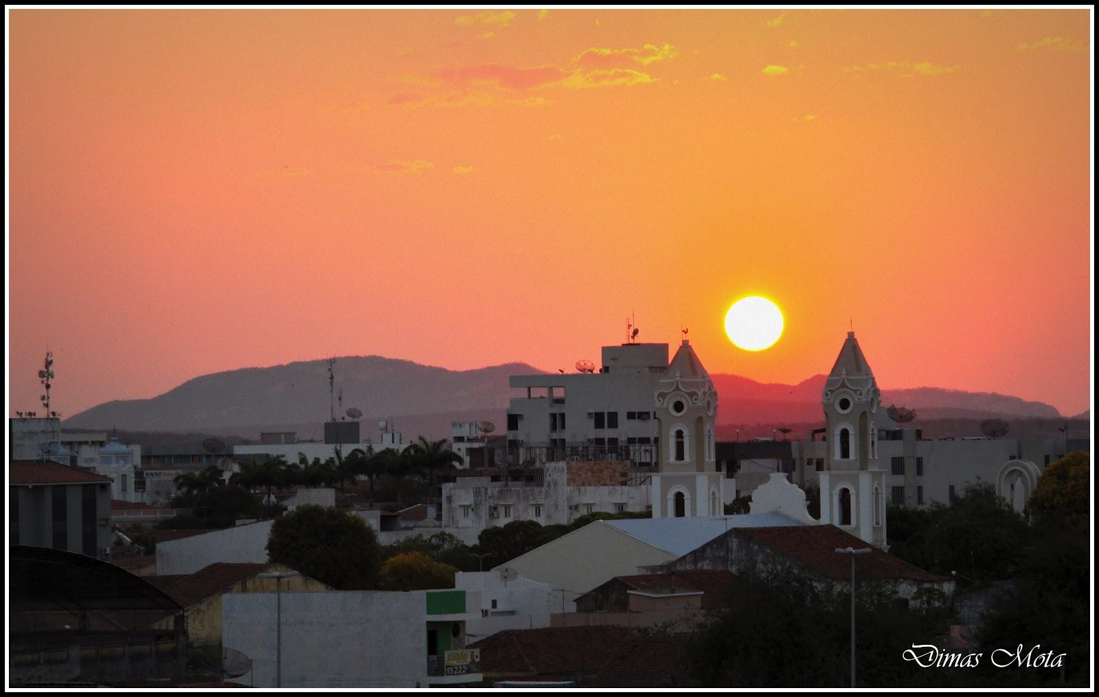 Vista parcial de Caicó - Foto: Dimas Mota