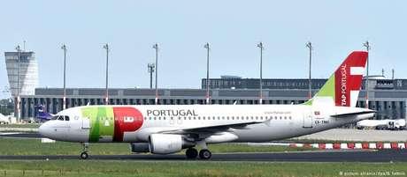 Avião da TAP: empresa operava voo cancelado em Stuttgart