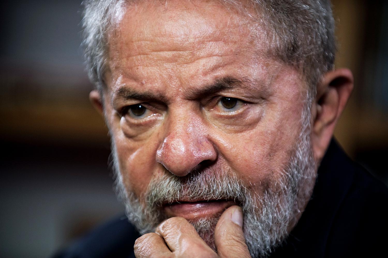 O ex-presidente Lula concede entrevista à AFP, no Instituto Lula, em São Paulo (SP) - 01/03/2018