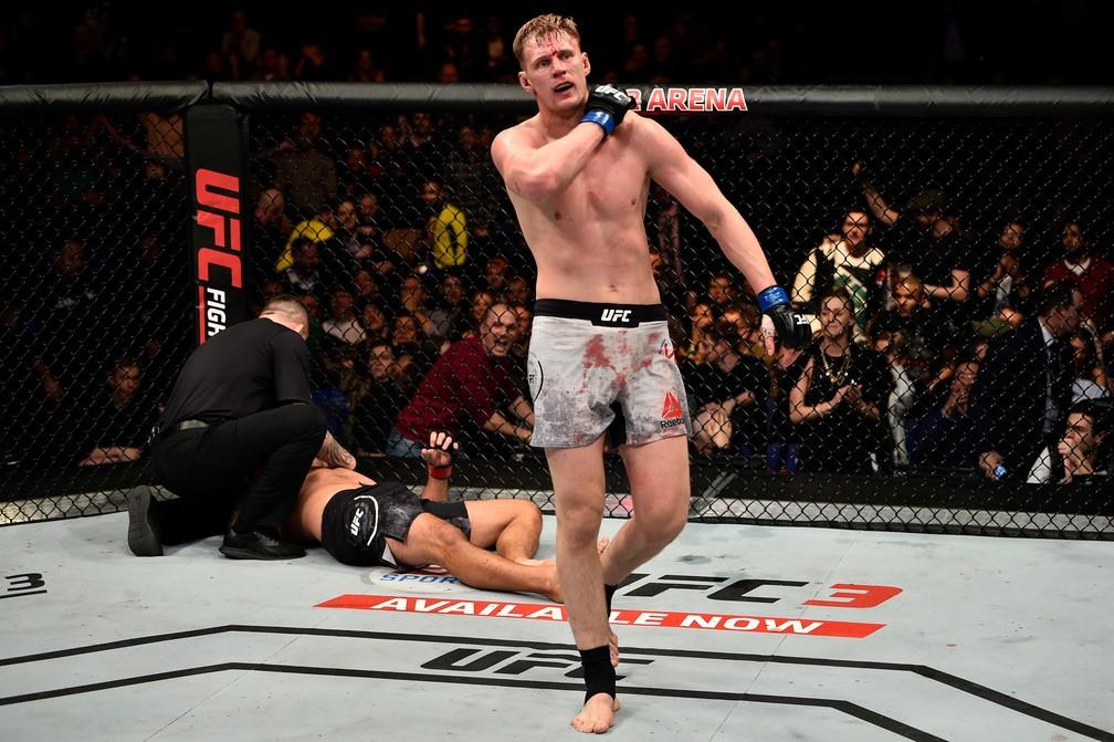 Volkov x Werdum UFC Londres (Foto: Brandon Magnus/Zuffa LLC / Getty Images)