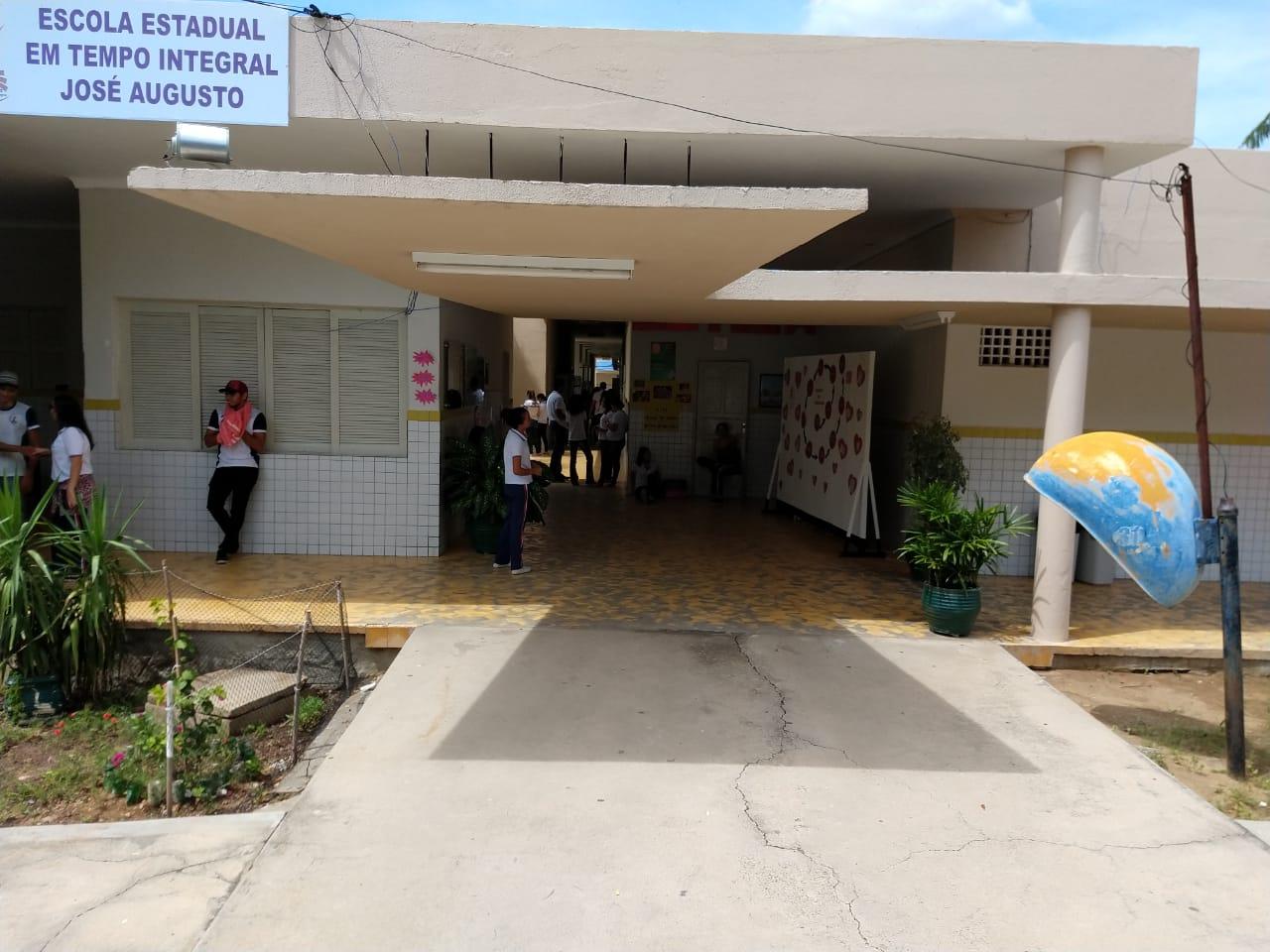 Escola José Augusto_foto Jefferson Dutra
