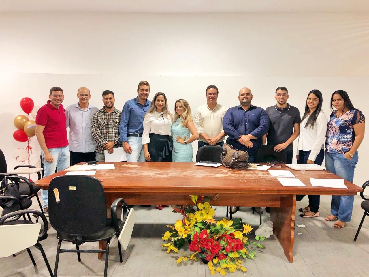 2019-04-03 - Procuradoria do Município de Caicó Realiza Reunião de Planejamento