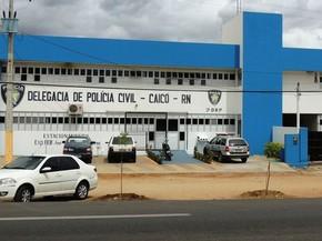 Delegacia da polícia civil caico