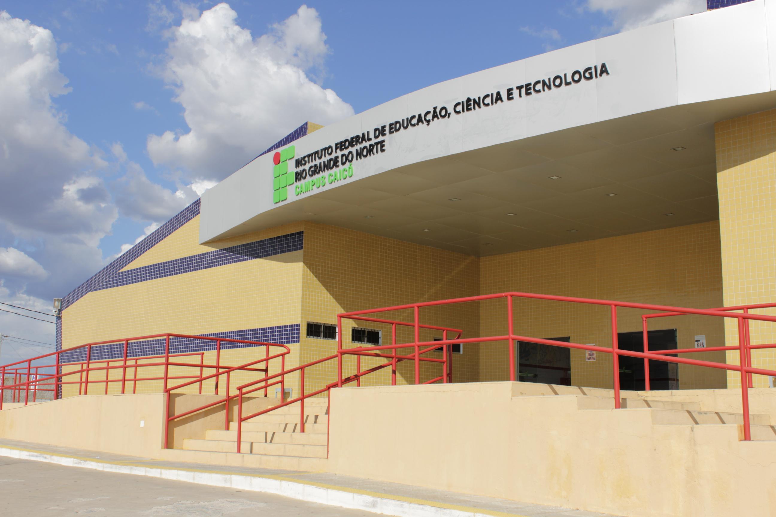 IFRN-Campus-Caicó