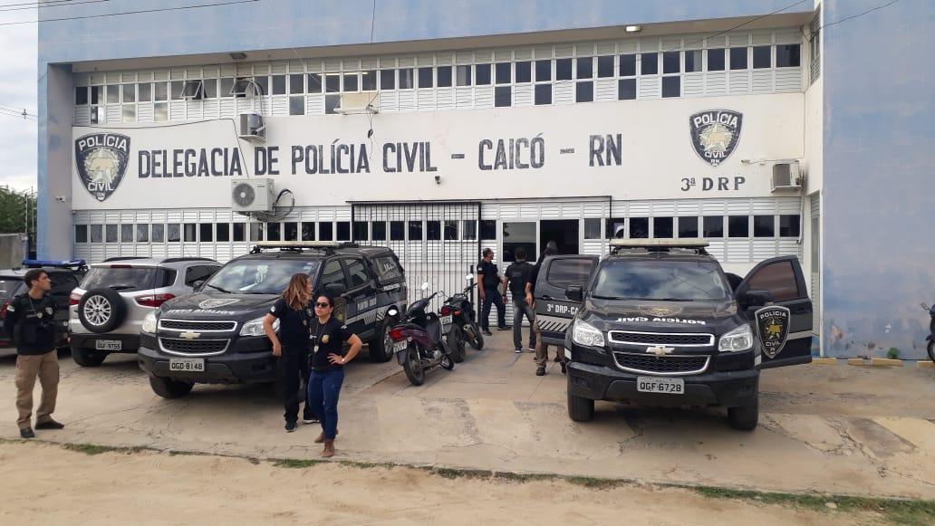 Delegacia Polícia Civil Caicó